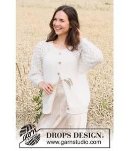 Bilde av Galatea Cardigan by DROPS Design