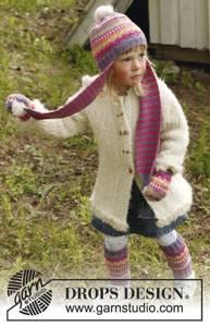 Bilde av Winter belle by DROPS Design